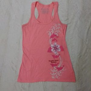 4 for $20 Pink Racerback Tank